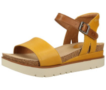 Sandale gelb