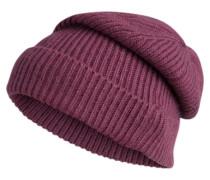 Kaschmirmütze pink