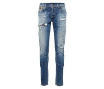 Jeans 'servando X' blue denim