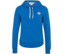Kapuzensweatshirt 'core Popover' blau