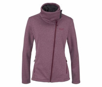 Funktionsjacke 'Atlantic sky' beere