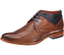 Business Schuhe marine / braun
