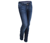 Superskinny Jeans 'Adriana' dunkelblau