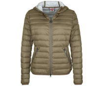 Daunenjacke 'superlight' khaki