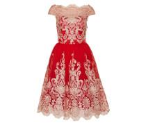 Kleid 'Clara' rot