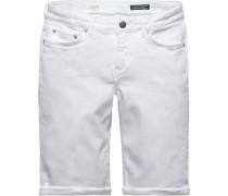Shorts »Venice LW Bermuda Clr« weiß