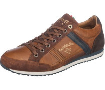Matera Uomo Low Sneakers braun