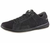 Attent Canvas Sneaker schwarz