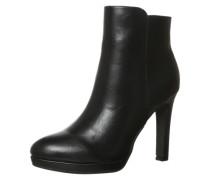 High Heel Stiefelette schwarz