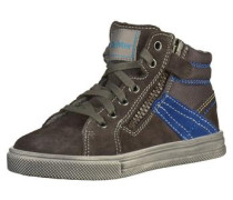 Sneaker blau / dunkelgrau