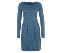 Jerseykleid 'Elise' blau