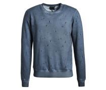Sweatshirt 'walter' taubenblau