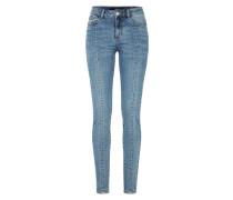 'vmseven' Skinny Jeans blue denim