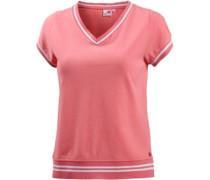T-Shirt Damen orange