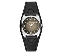 "Armbanduhr ""so-2836-Lq"" schwarz"