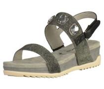 Sandalen anthrazit