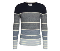 Pullover 'struc cnk strip'