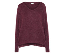 Strickpullover 'Vicant' beere