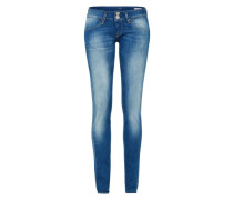 'Mora' Slim-fit-Jeans blue denim