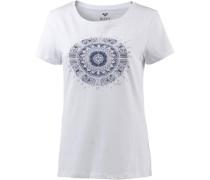 'ittybtwtrclrshb' T-Shirt Damen weiß