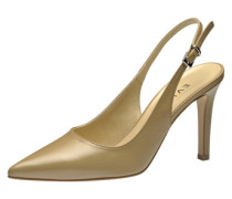 Sling Pumps nude