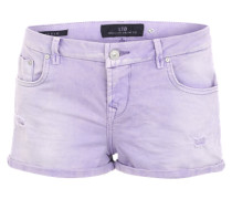 Knappe Used Shorts 'Judie' lila