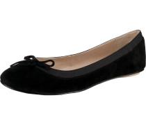 Klassische Ballerinas 'Annelie' schwarz