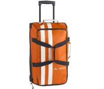 New Islands Tobago 65 2-Rollen Reisetasche 61 cm orange / schwarz / weiß