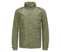 Authentische Feld-Jacke grün