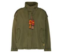 Jacke 'Relaxed army jacket' khaki