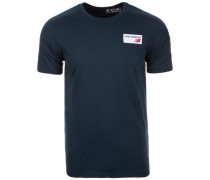 Premiere Archives T-Shirt blau