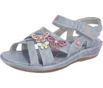 Sandaletten blau / rauchblau