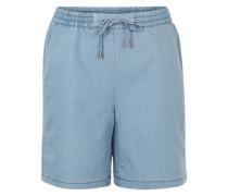Shorts 'Cicilie' blau