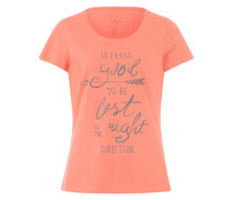 Shirt 'Right Direction' pink