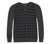 Pullover langärmlig grau