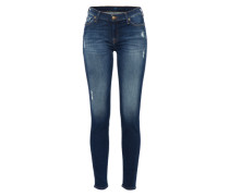 'the Skinny' Skinny Jeans blue denim