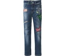 Jeans Callister Slim für Jungen blau