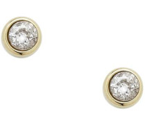 Paar Ohrstecker 'fashion Jf02398710' gold
