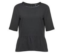 Shirtbluse 'Femma' schwarz