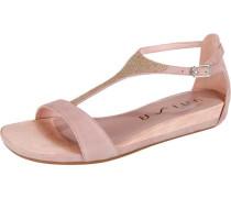 Sandaletten 'Apice' gold / rosa