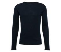 Pullover mit Raglan-Ärmeln 'Craik' dunkelblau