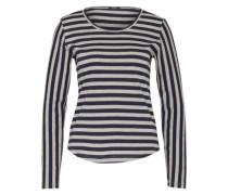 Shirt 'seafarer' blau / weiß
