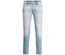 Anti Fit Jeans 'jjitim Jjoriginal GE 957 Noos' hellblau