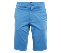 Chino-Shorts 'Schino-Slim' blau