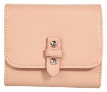 Kleines Portemonnaie 'Stephanie' rosa