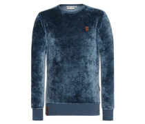 Male Sweatshirt Asgardian Mack II blau