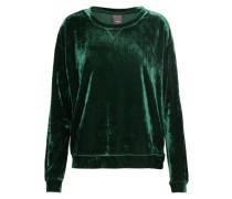 Pullover 'Velvet Sweat' tanne