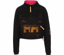 Sweater ' Helly Hansen x Half Zip ' schwarz