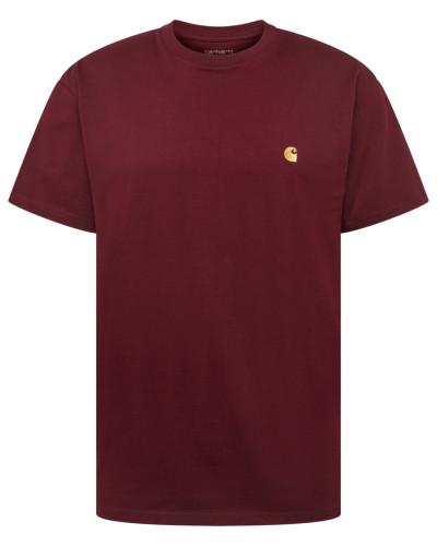 Shirt 'Chase' merlot