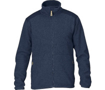 Fleecejacke 'Sten' navy
